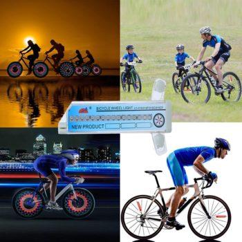 bicycle wheel flashing light 8