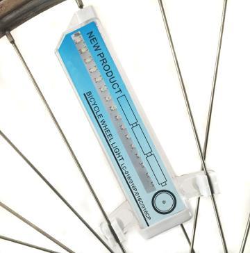 bicycle wheel flashing light 18