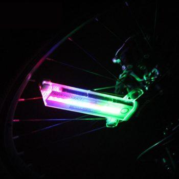 bicycle wheel flashing light 11