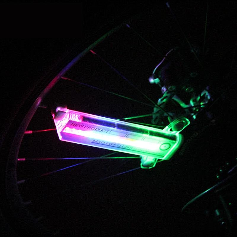 bicycle wheel flashing light 5