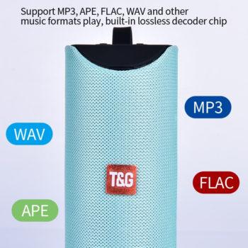 bluetooth portable speaker 12