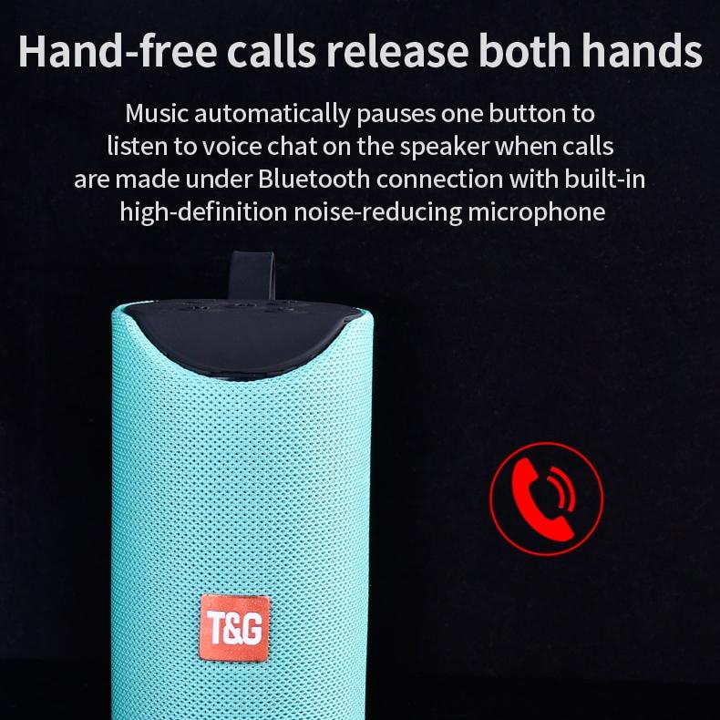bluetooth portable speaker 8
