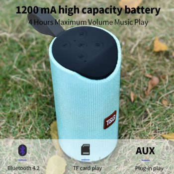bluetooth portable speaker 18