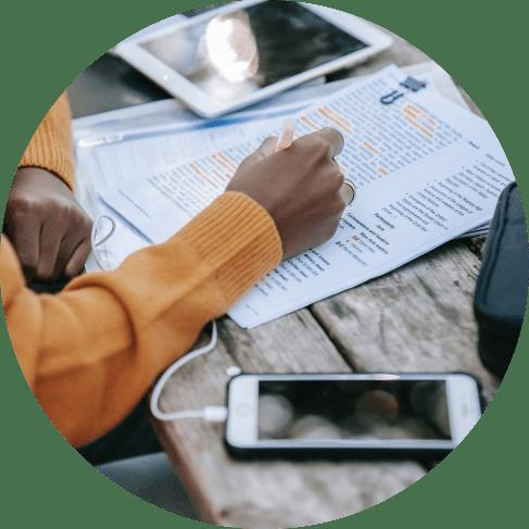 daneberry ramsay tablet organizer 10