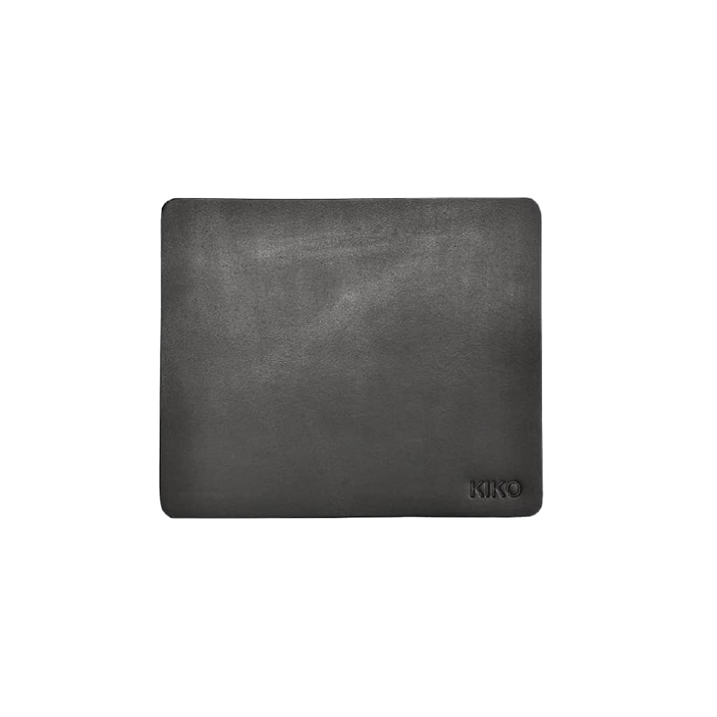 black leather mouse pad 2