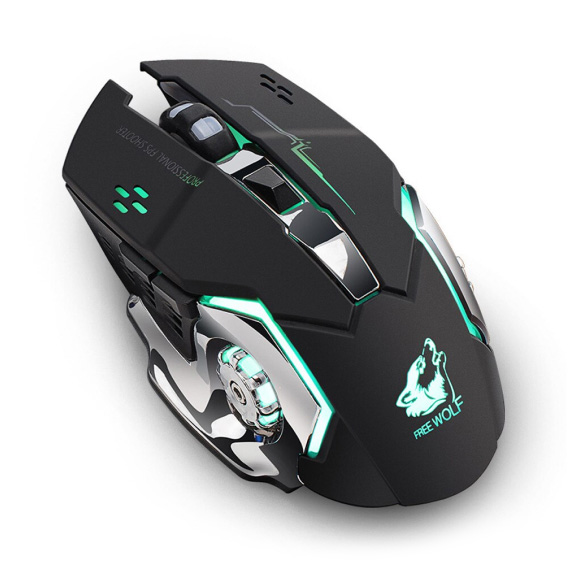wireless silent gaming mouse 14