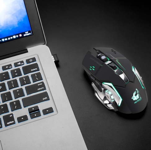 wireless silent gaming mouse 18