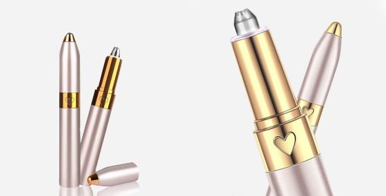 mini electric eyebrow trimmer pen 12