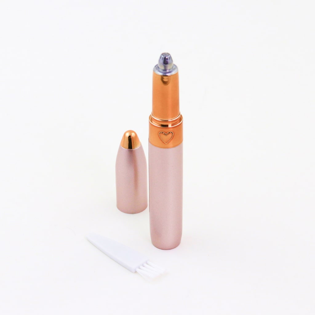 mini electric eyebrow trimmer pen 4