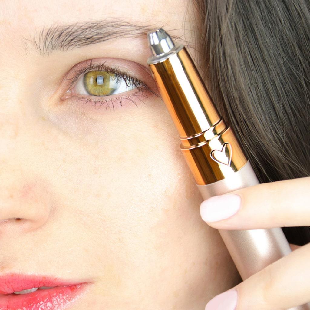 mini electric eyebrow trimmer pen 1