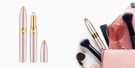 mini electric eyebrow trimmer pen 13