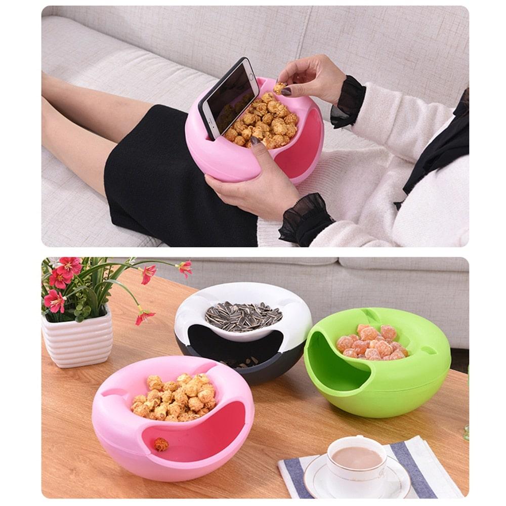 lazy snack bowl 1