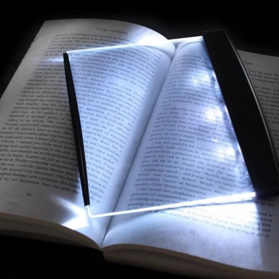 led book reader light 15