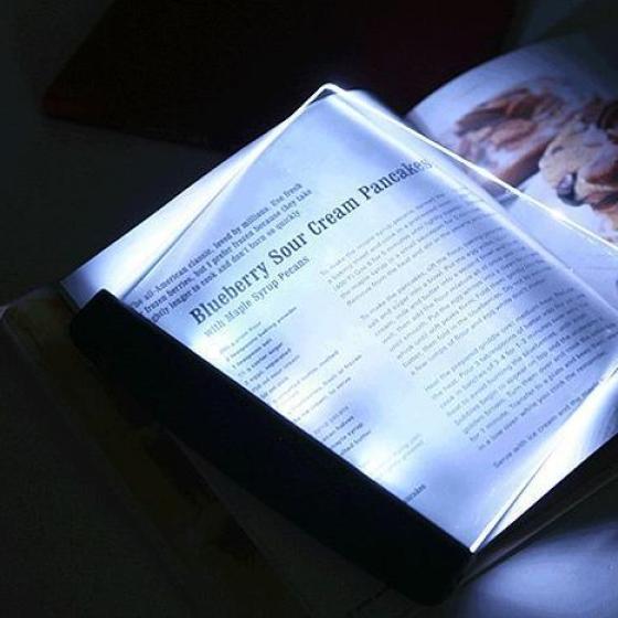 led book reader light 14