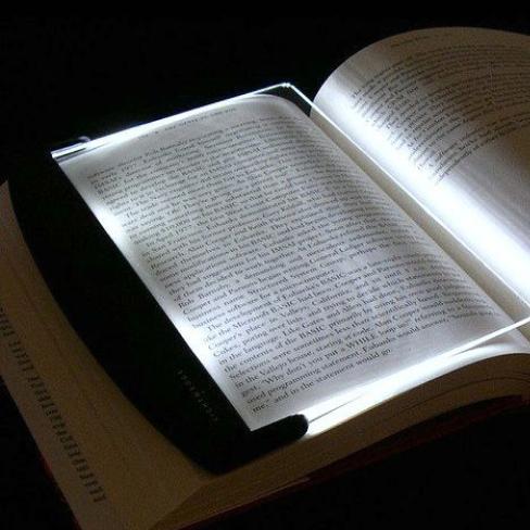 led book reader light 18