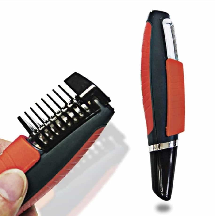multifunctional hair trimmer 4