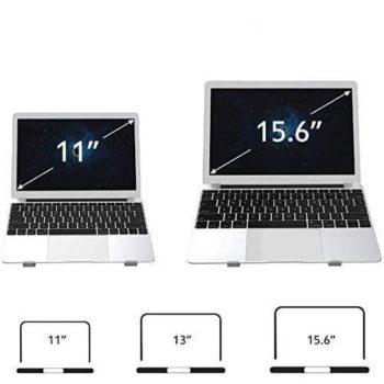 adjustable aluminum laptop stand 15
