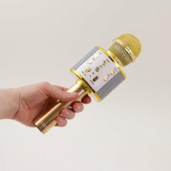 wireless karaoke microphone 13