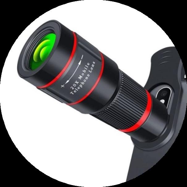 hd 20x mobile zoom lens 15