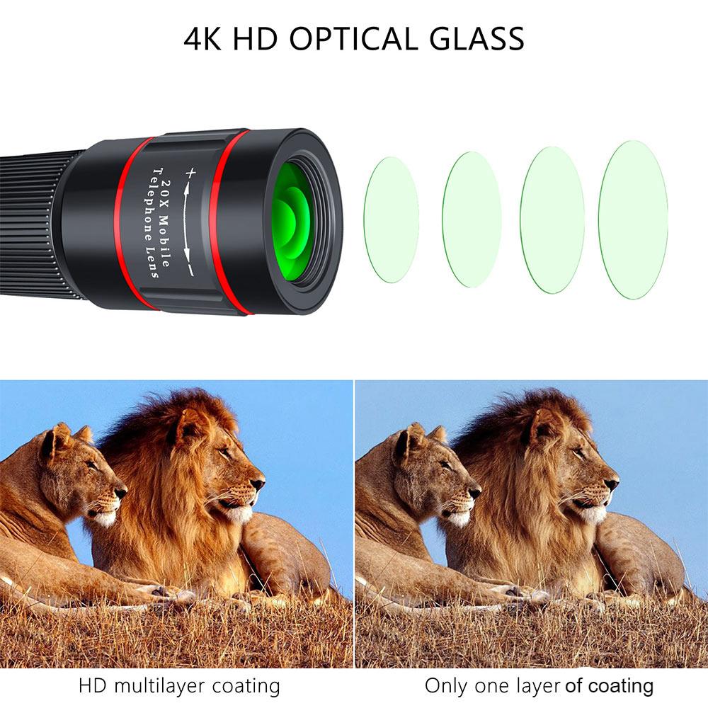 hd 20x mobile zoom lens 2