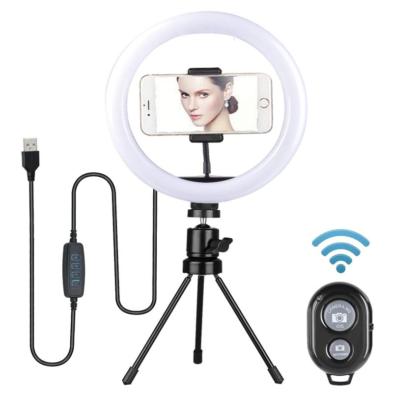 led selfie ring 10 inches 1