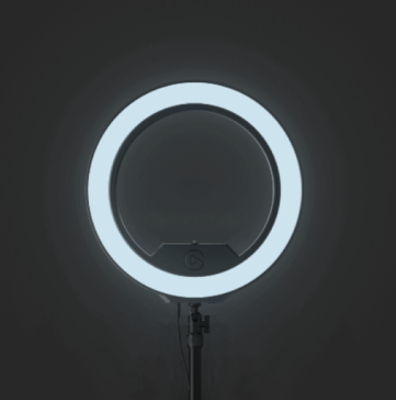 led selfie ring 10 inches 12