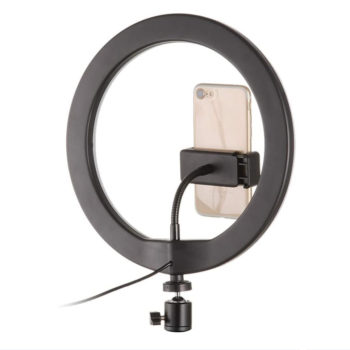 led selfie ring 10 inches 7