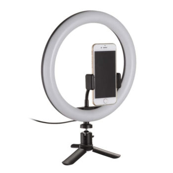 led selfie ring 10 inches 6