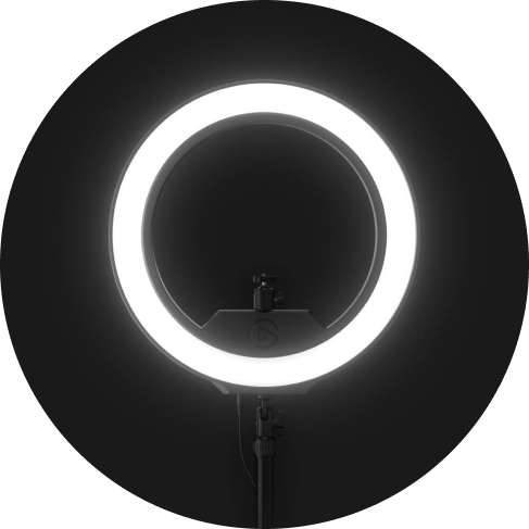 led selfie ring 10 inches 10