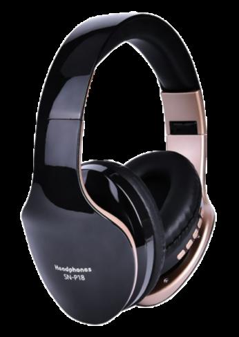 wireless foldable gaming headphones 14