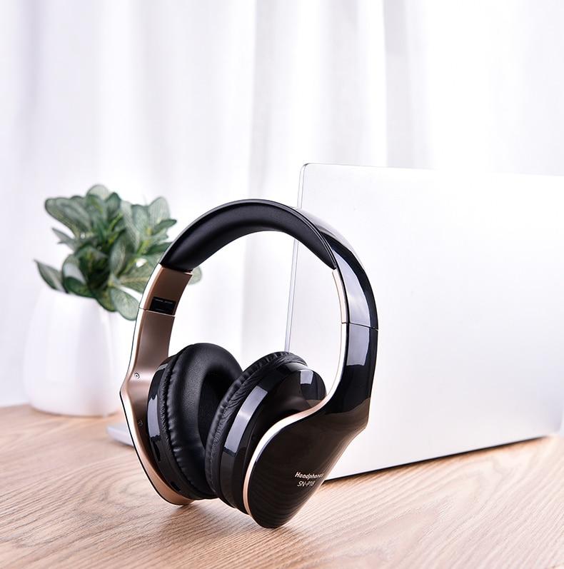wireless foldable gaming headphones 2