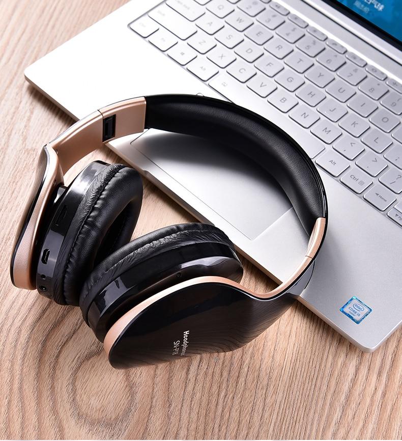 wireless foldable gaming headphones 1
