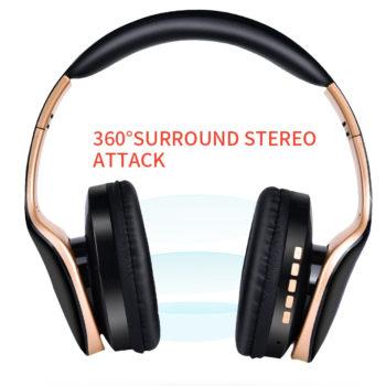 wireless foldable gaming headphones 9