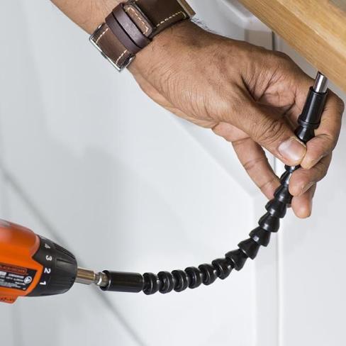 flexi shaft drill extension 11