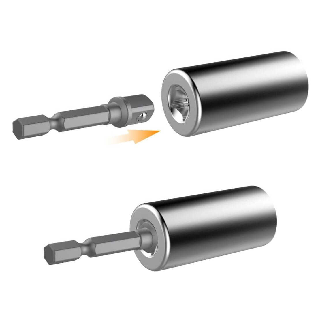 universal torque wrench head set 7