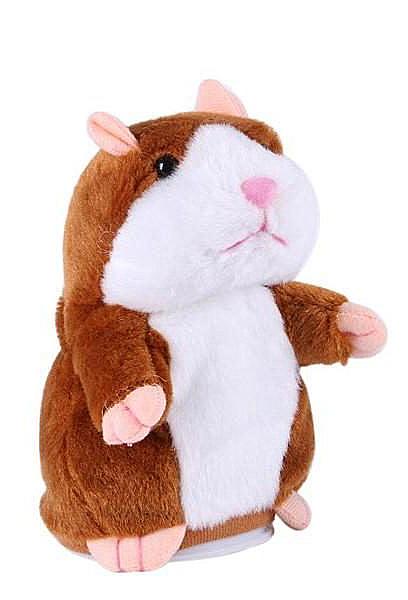 talking hamster plush toy 18