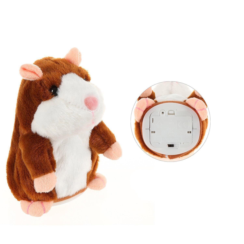 talking hamster plush toy 9