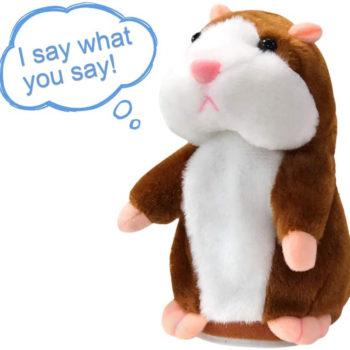 talking hamster plush toy 15
