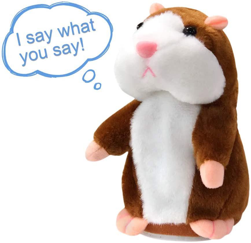 talking hamster plush toy 7