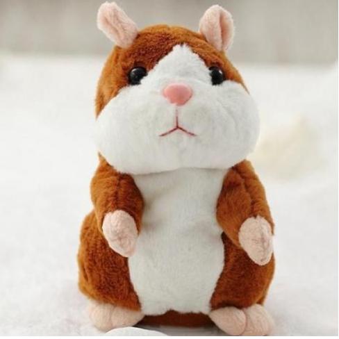 talking hamster plush toy 22