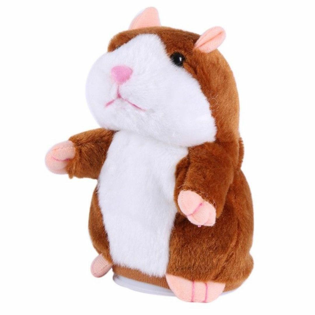 talking hamster plush toy 5