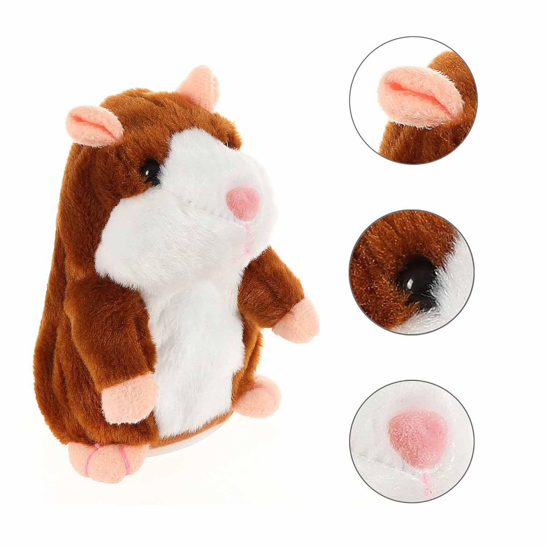 talking hamster plush toy 6