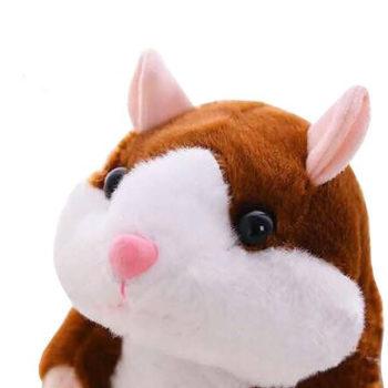 talking hamster plush toy 12