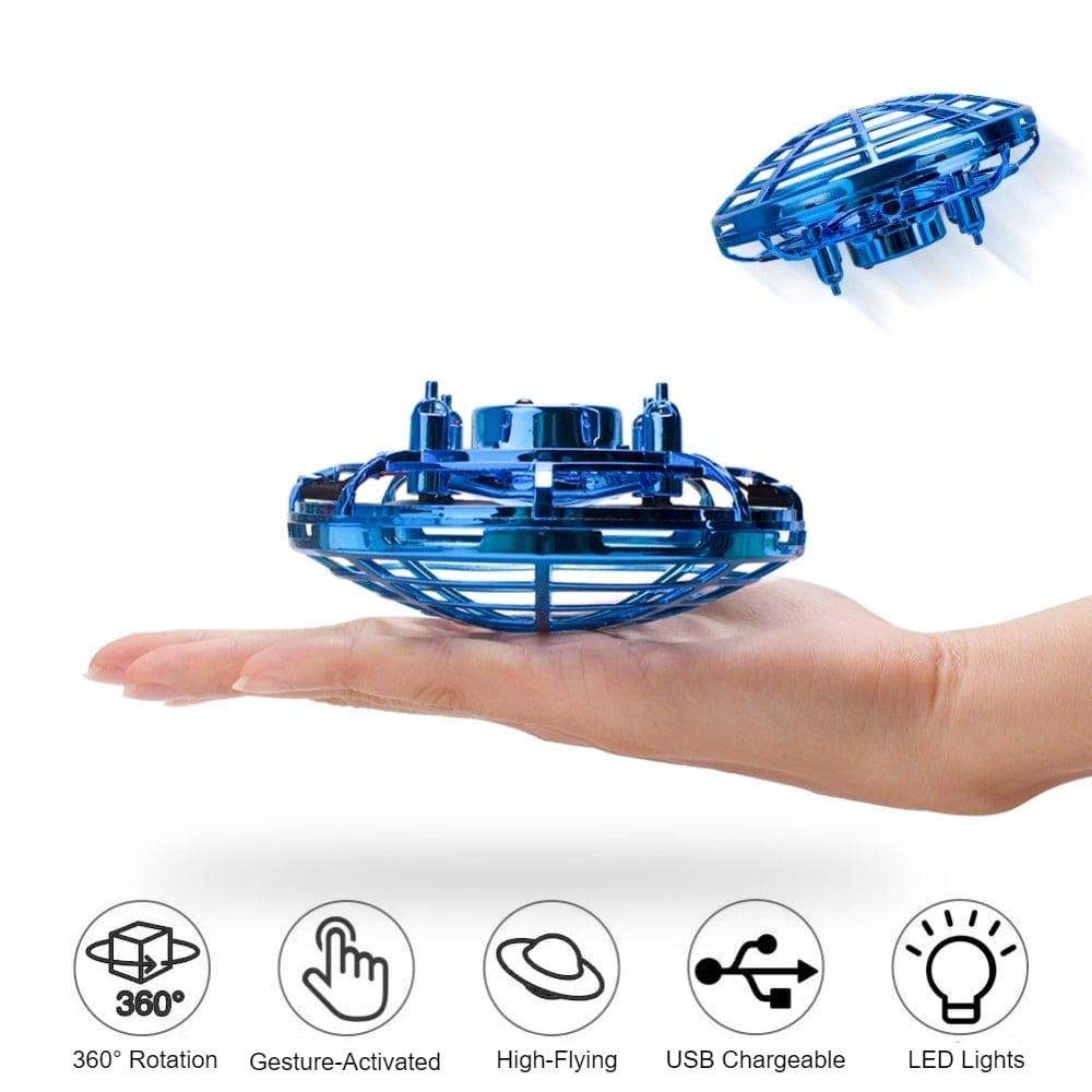 gravity-defying flying ufo toy 6